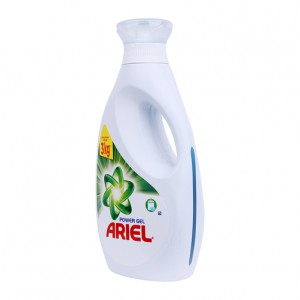 Ariel Power Gel 1.5Lx4 bottle