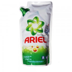 Ariel Power Gel 900ml x8bag