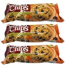 Choco chips cookies Original  80g