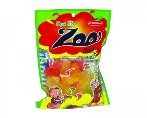 Candy Zoo cover sugar 200g