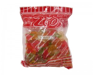 Candy Zoo not cover sugar 200g