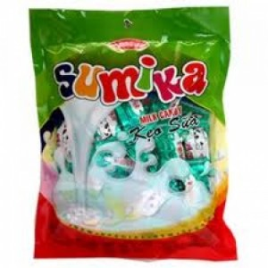 Sumika soft candy milk 350g