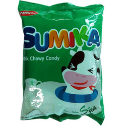 Sumika soft candy milk 140g