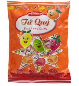 Hard Candy Tu Quy Fruit 400g