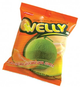 Hard Candy Welly Oranges 90g