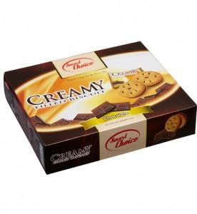 Creamy flavor chocolate 260g