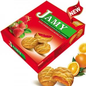 Jamy Strawberry jam 200g