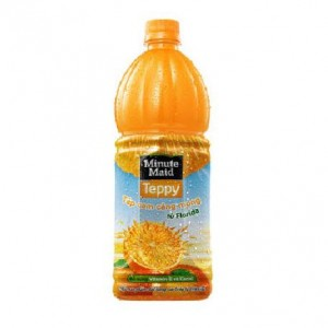 Minute Maid Teppy 1L
