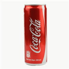Coca cola Sleek 330ml