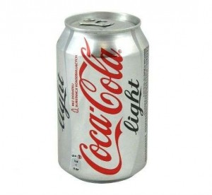 Cocacola Light 330ml