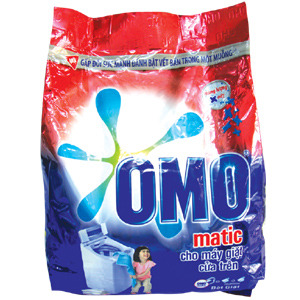 Omo matic top loading 4.5kg