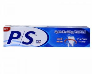 P/S Toothpaste prevent cavities excel 110g