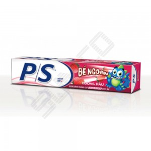 P/S Toothpaste for Children 35g