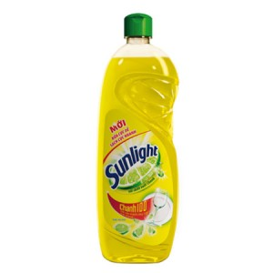 Sunlight Dishwash  Lemon  750gr x 15 bottle