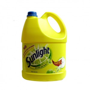 Sunlight Dishwash  Lemon  3.8kg x 3bottle