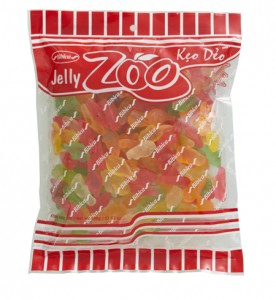 Candy Zoo not cover sugar 500g