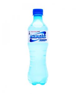 Aquarius +  ( Water use in sports) 390ml