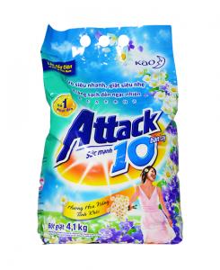Attack Detergent  Pure Sunshine 4.1kg