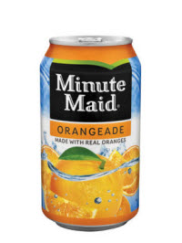 Minute Maid Teppy 330ml
