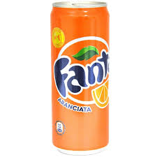 Fanta Sleek  330ml