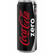 Colca cola zero 330ml