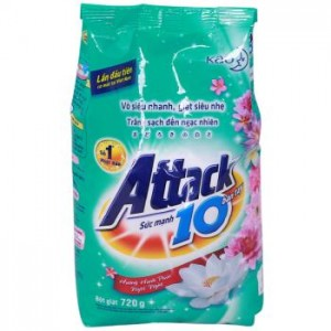 Attack Detergent Sweet Happiness 2.5kg