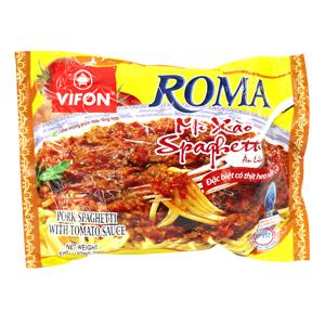 Spaghetti Tray 140g