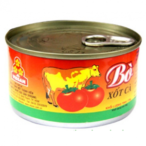 Beef in Tomato Sauce 170g