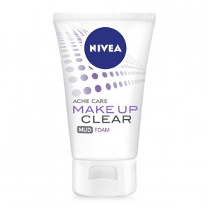 Nivea Acne Care Make up Clear Mud Foam 100g