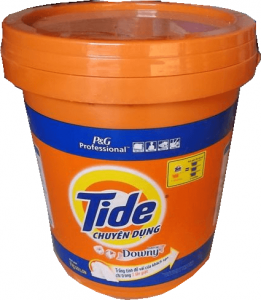Tide Downy 9kg – bucket