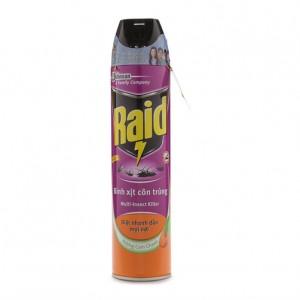 Raid Maxs Multi- Insect Killer Lemon 600ml