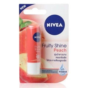 Nivea Lip moisturizer Strawberry 4.8g