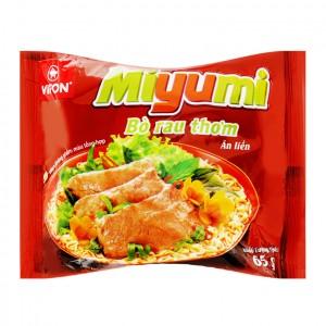 Miyumi noodles with odoriferous herbs 65g