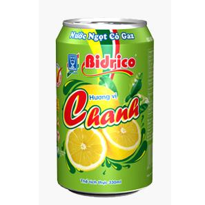 Bidrico Carbonat Lemon 330ml