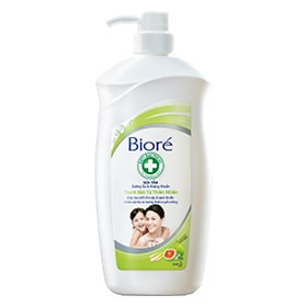 Bioré antibacterial and refreshing shower 800ml