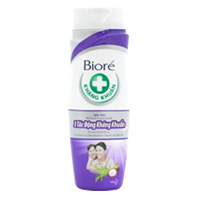 Bioré antibacterial shower with 3 effects 220ml