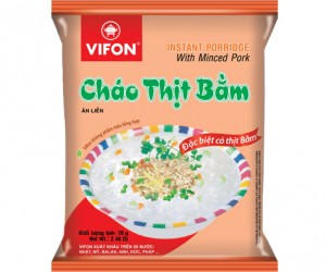 Instant Porridge  Minced Pork 50g