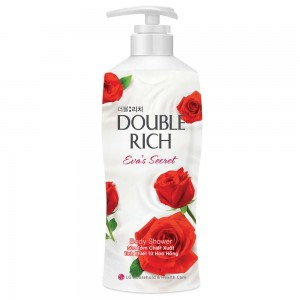 Double Rich Eva's Secret Body Shower 550g