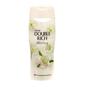 Double Rich White Purity Body Shower 400g