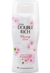 Double Rich Blooming Love Body Shower 400g