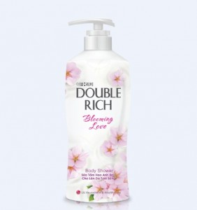 Double Rich Blooming Love Body Shower 800g