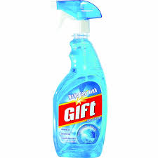 Gift Spray Glass Color Sea 800ml