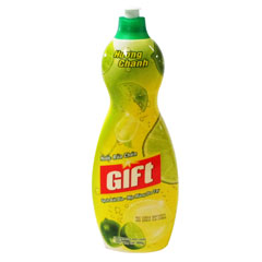 Gift Dishwash Lemon  800ml