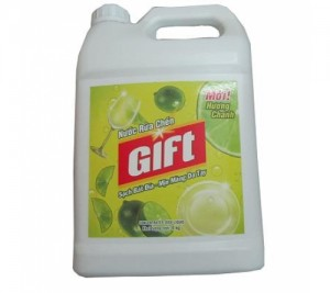 Gift Dishwash Lemon 4kg