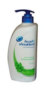 H&S shampoo Cool menthol 625ml