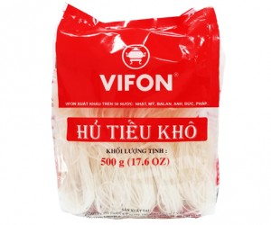 Dried Instant Rice Noodle 500g