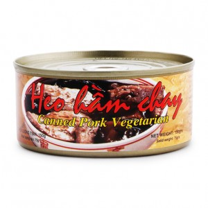Canned Pork Vegetarian 150g