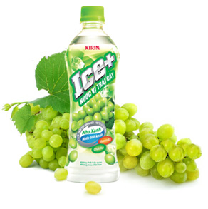 Ice Plus Grape 500ml