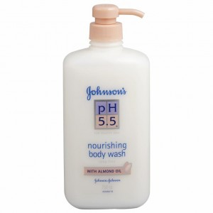 Johnsons Baby PH 5.5 nourishing boby wash  750ml  ( For  adults)