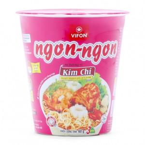 Kimchi Noodle Cup 60g